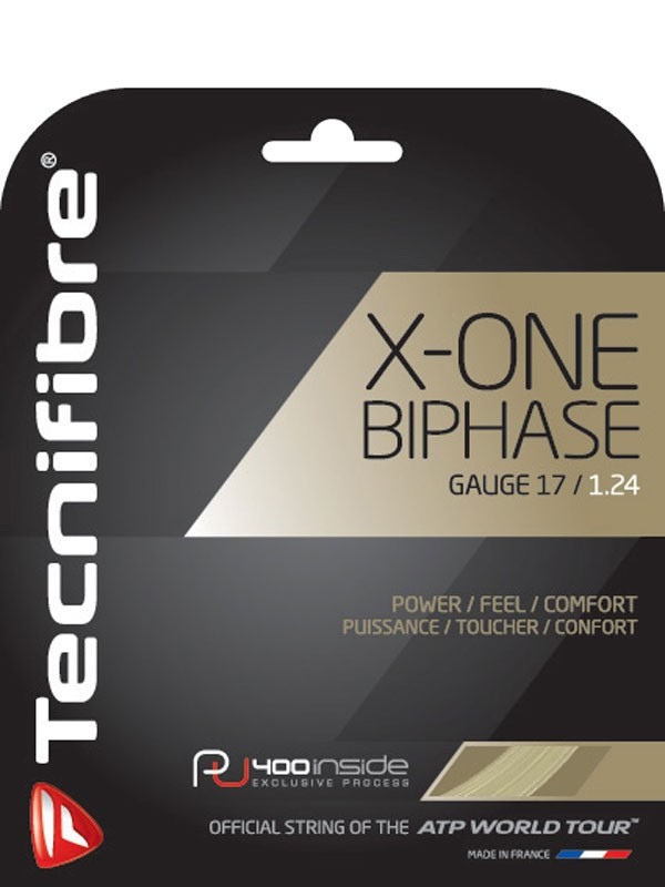 Tenis struna Tecnifibre X-One biphase - set