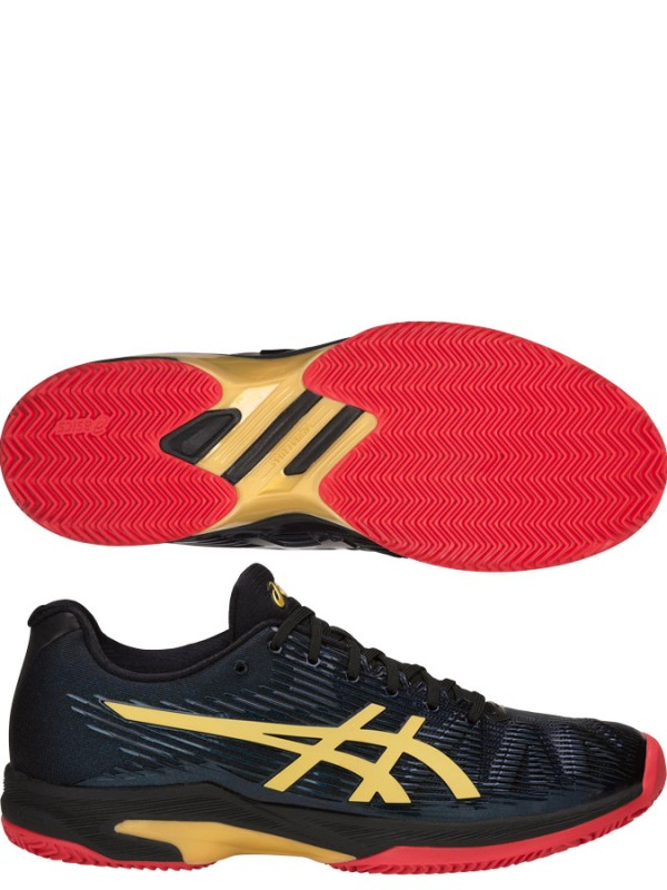 tenis copati Asics solution speed Limited edition