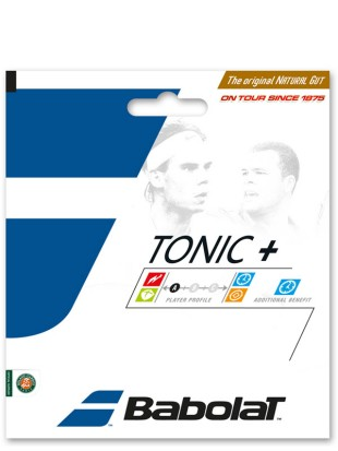 Babolat teniška struna Tonic + Ball Feel