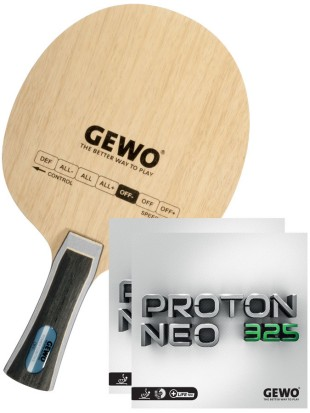 Kompletni lopar: GEWO power control OFF- in Proton Neo325