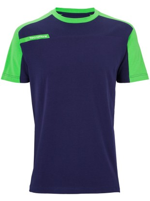 Tecnifibre majica F1 Stretch Navy