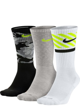 Nike nogavice Dri-Fit Triple Fly
