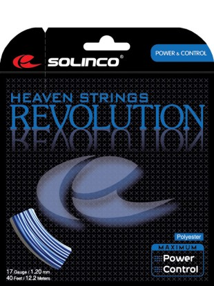 Tenis struna Solinco Revolution - set