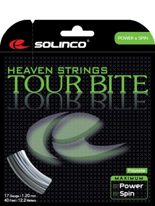Tenis struna Solinco Tour Bite - set