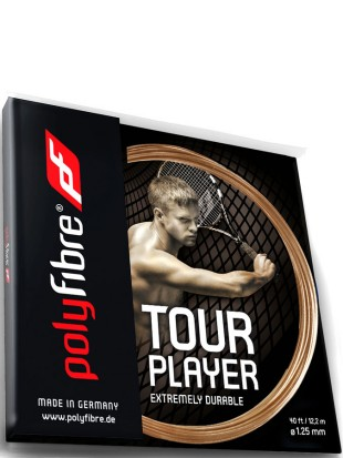 Tenis struna Polyfibre Tour Player - set