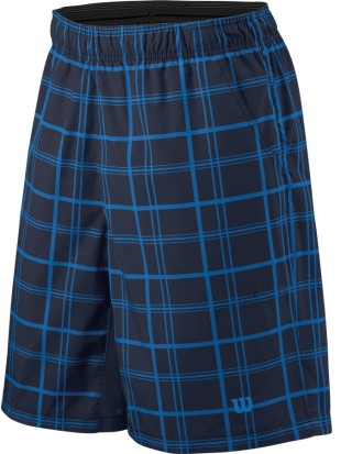 Wilson fantovske hlačke Rush Plaid 8 Short