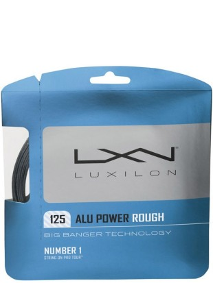 Tenis struna Luxilon Big Banger Alu Power rough 1.25