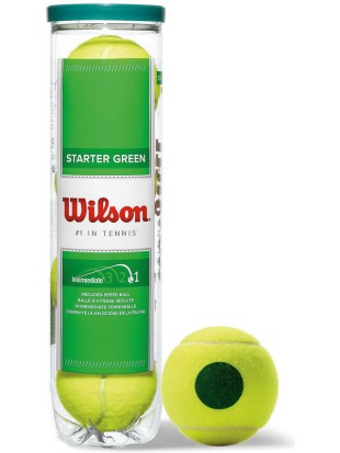 Wilson žogice Play Green