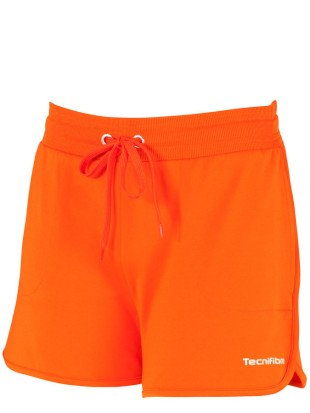 Ženske hlačke Tecnifibre X-cool short Orange