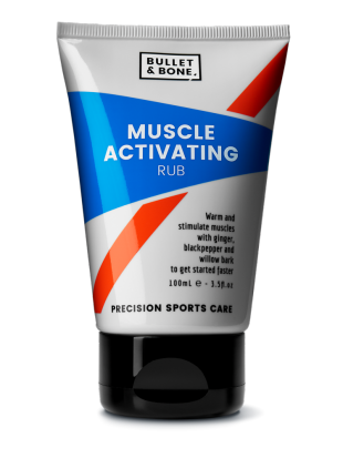 Bullet and Bone's Muscle Activating Rub