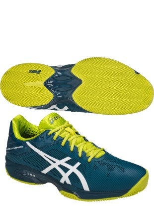 Tenis copati ASICS Gel Solution Speed 3 - CLAY