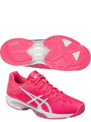 Ženski tenis copati ASICS Gel Solution Speed 3