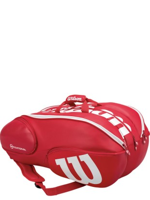 Torba Wilson Vancouver Pro Staff 15PK Red