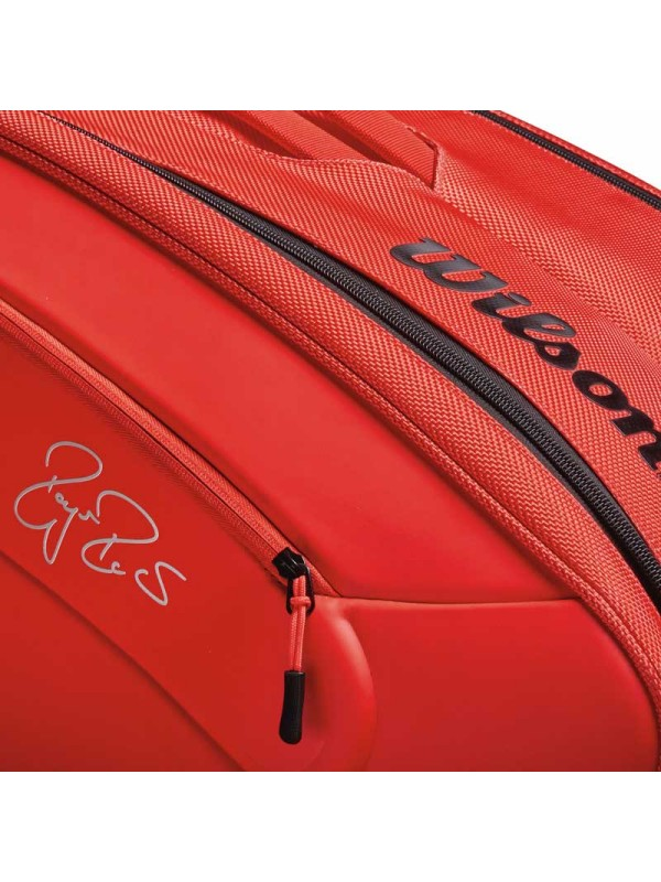 Torba Wilson Federer DNA 12 pack infrared
